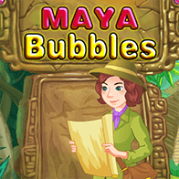 Spiel Maya Bubbles