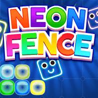 Denkspiele Spiel Neon Fence spielen kostenlos
