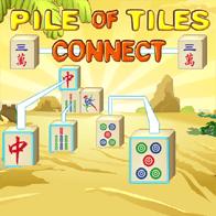 Mahjong Spiele Spiel Pile of Tiles Connect spielen kostenlos