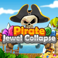 Spiel Pirate Jewel Collapse