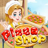 Geschicklichkeit Spiele Spiel Pizza Shop spielen kostenlos