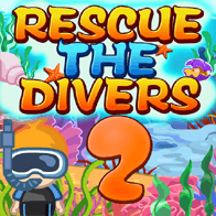 Spiel Rescue the Divers 2