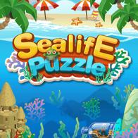 Match 3  Spiele Spiel SeaLife Puzzle spielen kostenlos