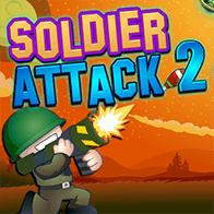 Action Spiele Spiel Soldier Attack 2 spielen kostenlos