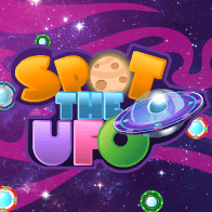 Spiel Spot the UFO spielen kostenlos