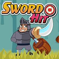 Geschicklichkeit Spiele Spiel Sword Hit spielen kostenlos