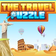 Match 3  Spiele Spiel The Travel Puzzle spielen kostenlos