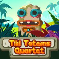 Tiki Totems Quartet