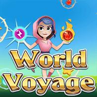 Match 3  Spiele Spiel World Voyage spielen kostenlos